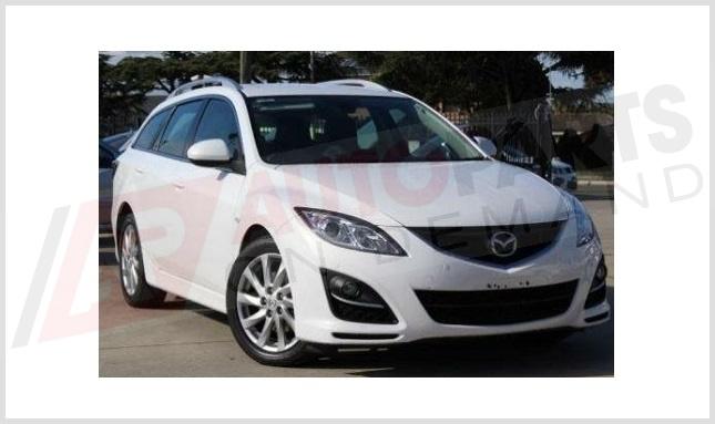 Mazda 6 Parts 2010 - 2012