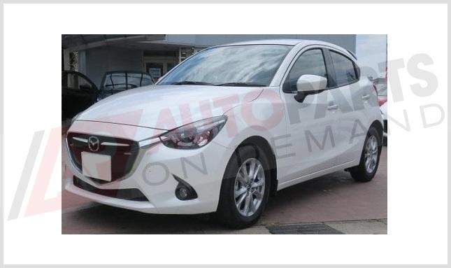 Mazda Demio Parts 2014 – 2018