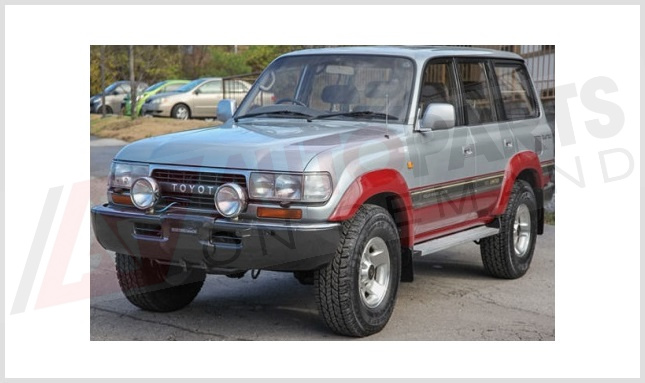 Toyota Land Cruiser Parts 1989 - 1997