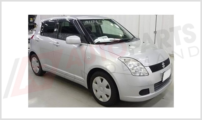 Suzuki Swift Parts 2005 – 2008
